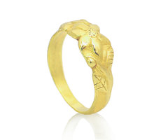 Slo Flower Ring