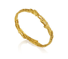 Twig Gold Band